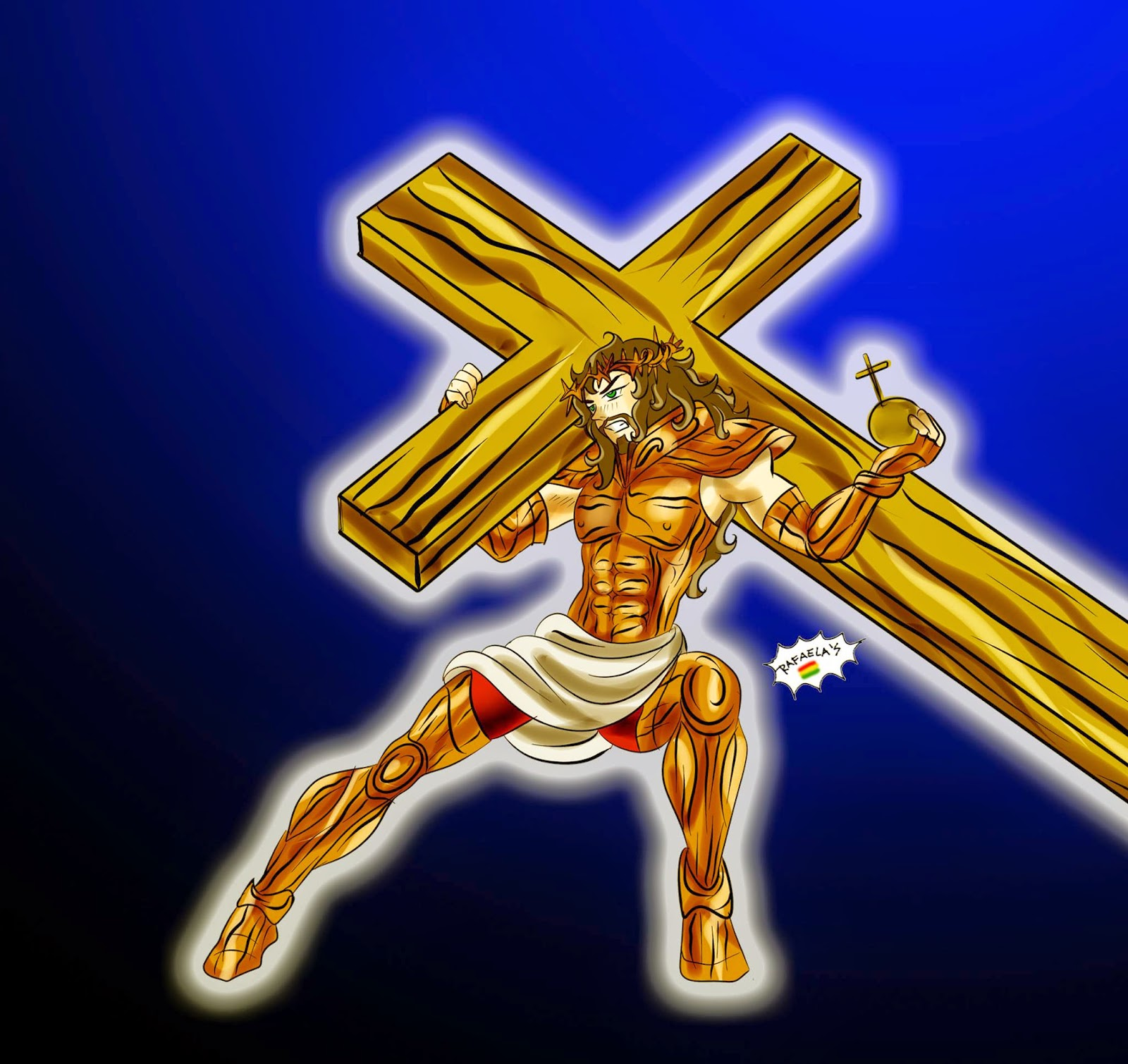 Cristo de bronce leyenda - Cochabandido especial