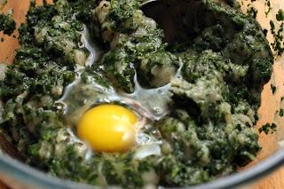Картофельная запеканка с курицей и шпинатом