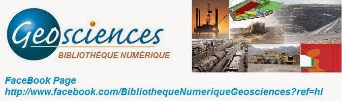 BIBLIOTHÈQUE NUMÉRIQUE | GÉOSCIENCES
