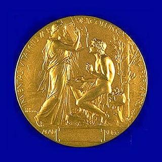 Literature Nobel Prize Medal, Medalha de Prémio Nobel de Literatura