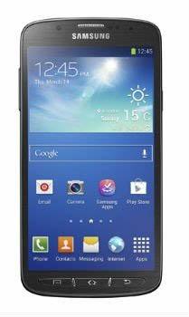 Samsung Pesan Antena Tahan Air untuk Galaxy S5?