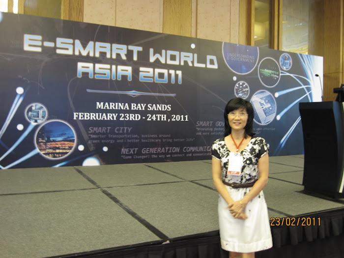 e-Smart World Asia 2011