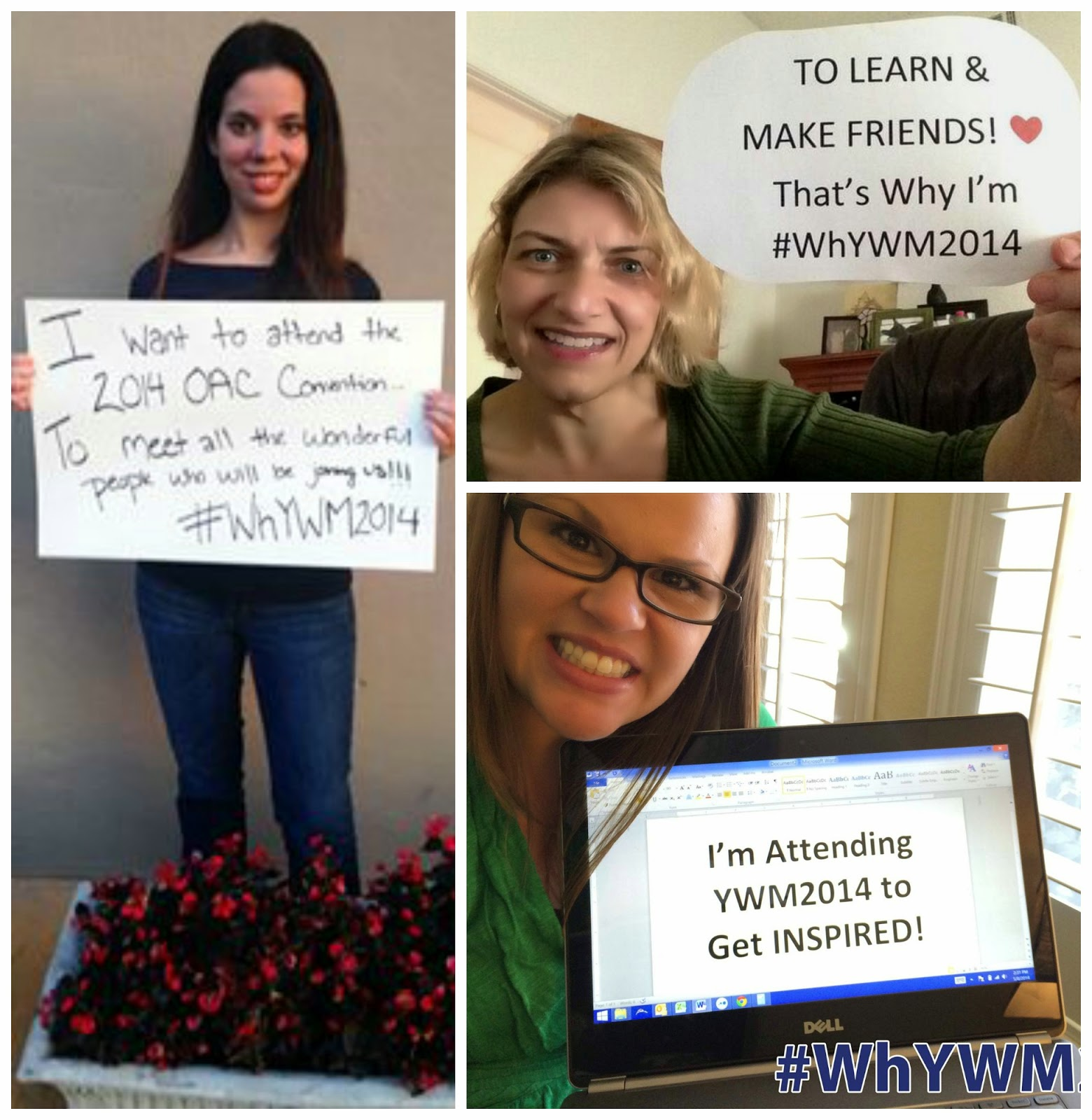 ywm2014+collage Weight Loss Recipes 2 Things from the Obesity Action Coalition