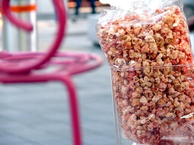 Bik Bok Micro Festival Flagship Store Eröffnung Wien Mariahilferstraße Popcorn