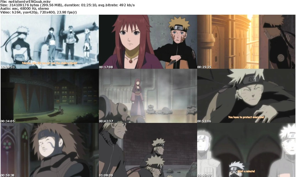 download subtitle indonesia naruto shippuden movie 4 the