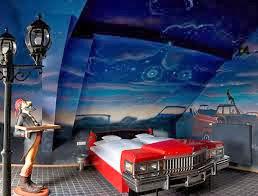 V8 Hotel, Jerman.