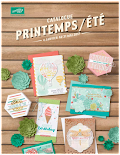 catalogue printemps - été