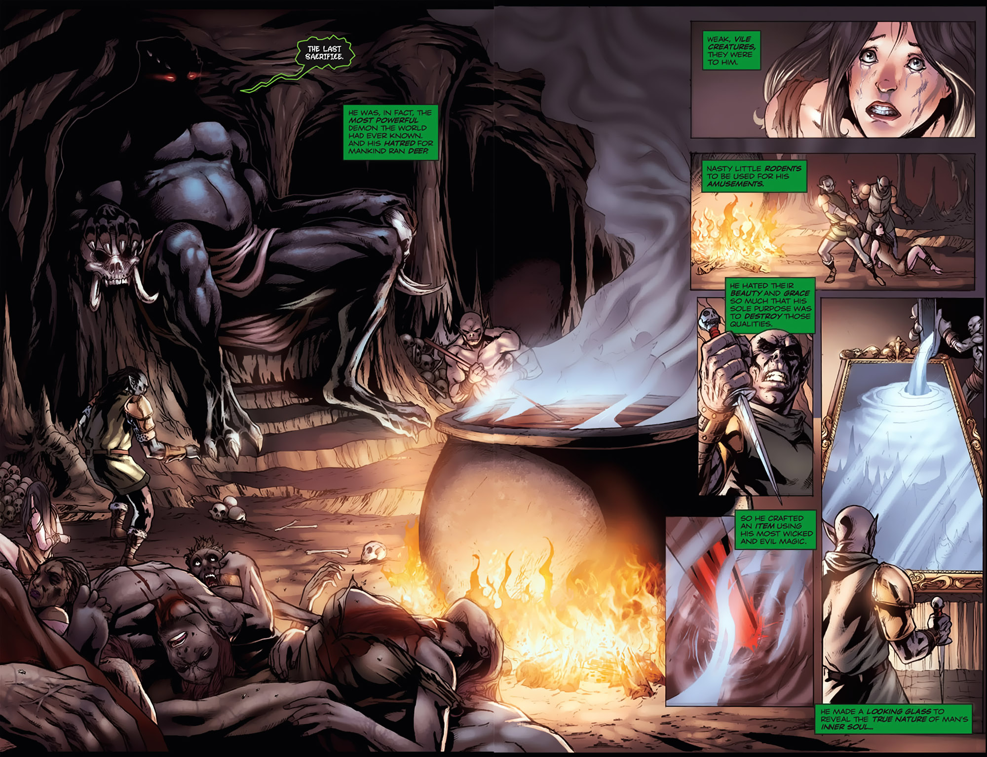 Grimm Fairy Tales (2005) Issue #22 #25 - English 4