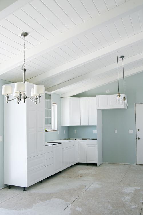 Benjamin Moore S Quiet Moments Kitchen I Heart Organizing