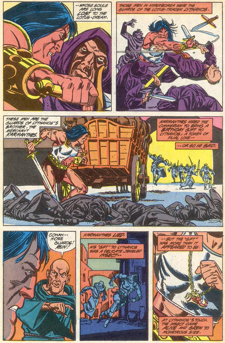 Conan the Barbarian (1970) Issue #231 #243 - English 4