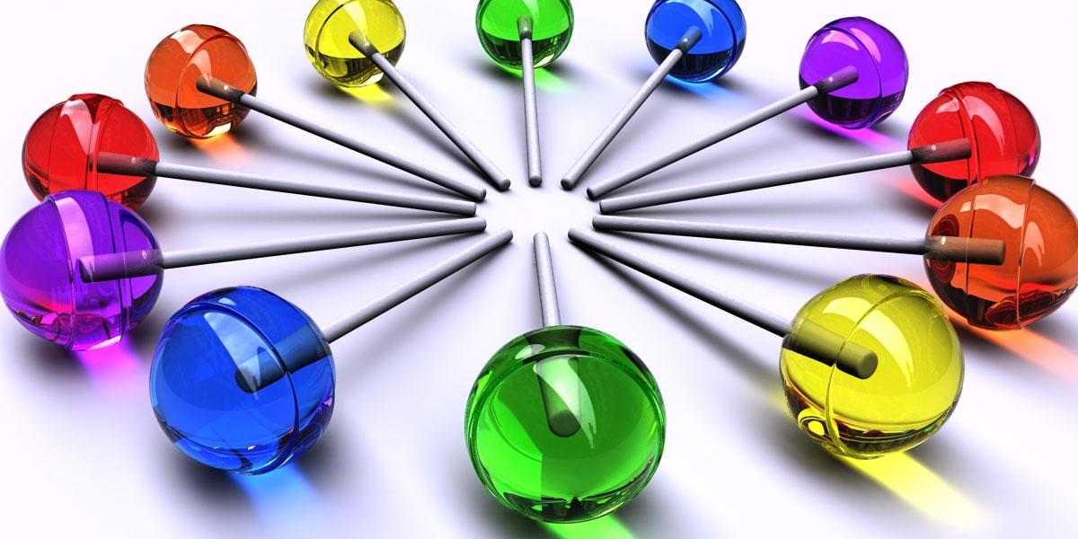 Lollipops Rainbows l 300+ Muhteşem HD Twitter Kapak Fotoğrafları