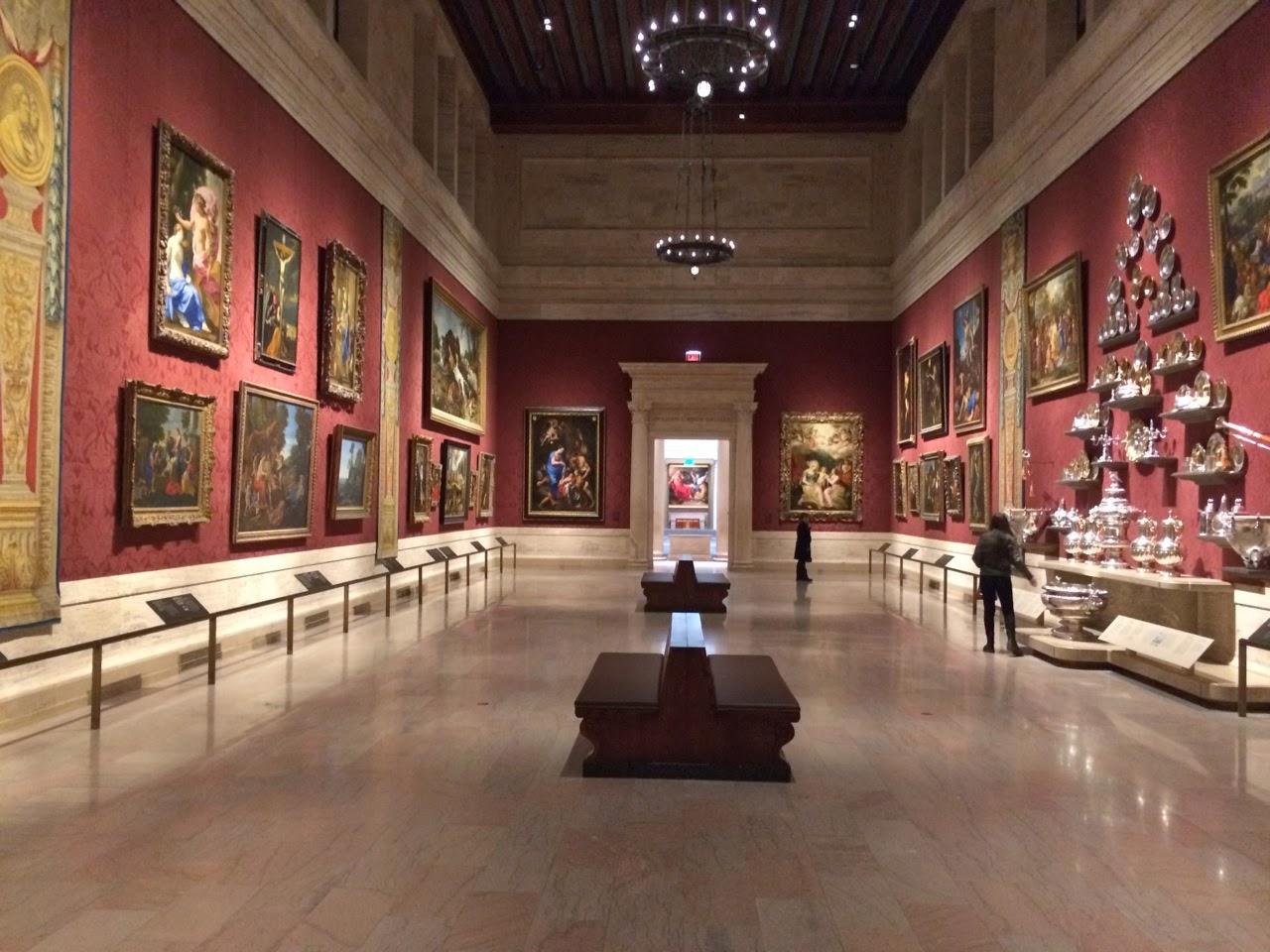 Left Bank Art Blog: More on my December Trip to Boston