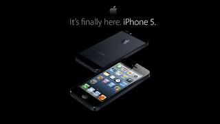 iPhone5 Apple Mac logo