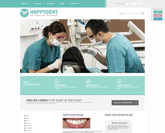 http://2.bp.blogspot.com/-R1_tWa2vK_A/U9jEetdpwyI/AAAAAAAAaA0/Atq-uw-1ikg/s1600/Free-Responsive-Dental-WordPress-theme.jpg