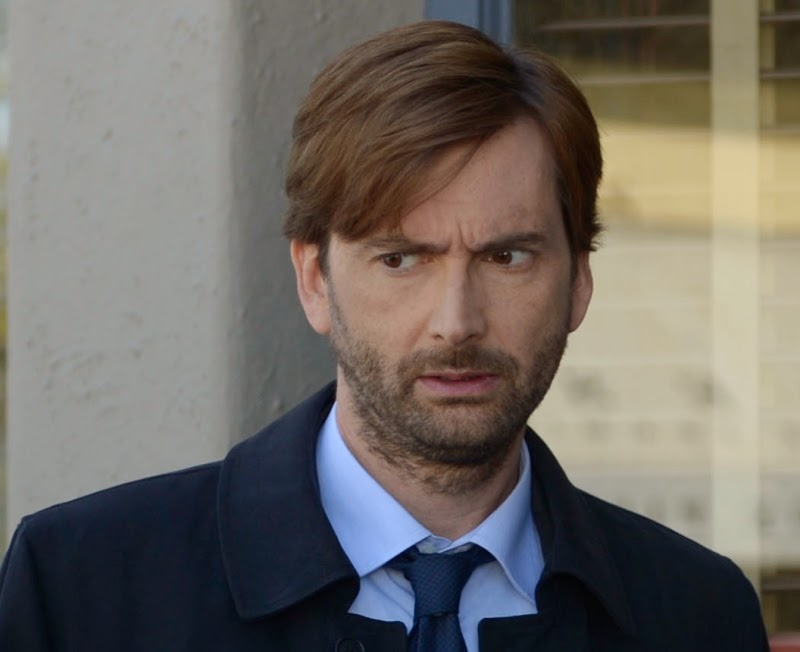 David Tennant in Gracepoint Episode Eight