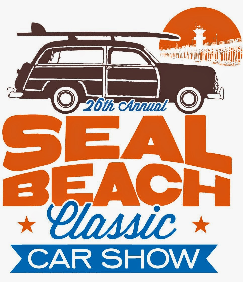 Seal Beach Classic Car Show - 4-26-14