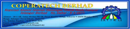 COPERATECH BERHAD