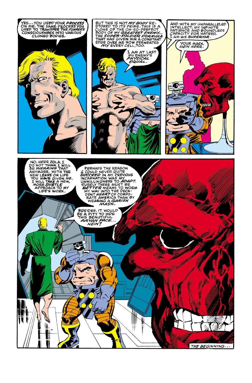 Captain America (1968) Issue #350 #282 - English 54