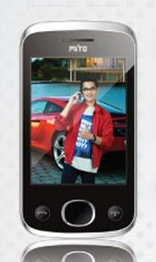 Mito 700, Handphone Layar Sentuh Dual-GSM - IDhandphone - Spesifikasi