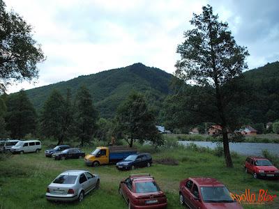 Parcare Festivalul Vaii Muresului