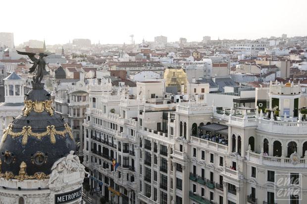 Azotea, Circulo de Bellas Artes, Madrid, Gran Via