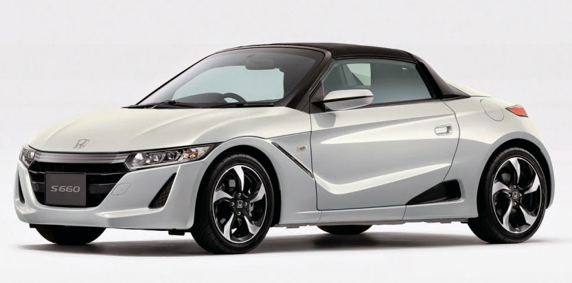 Honda S660, Beautiful Small Car