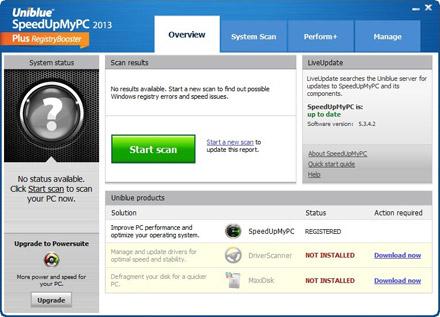 تحميل برنامج تسريع الكمبيوتر 2013 مجانا Download Speedup Computer
