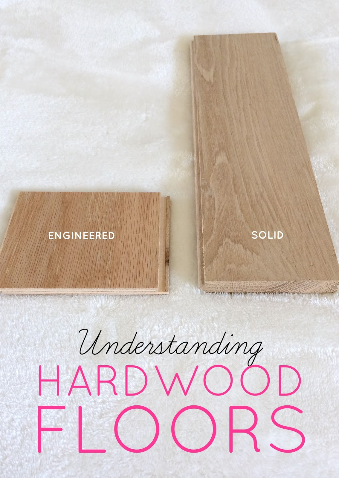 Solid wood floors versus engineered wood - Latest In A Nutshell Solid Hardwood With Solid Wood Floors Versus Engineered Wood