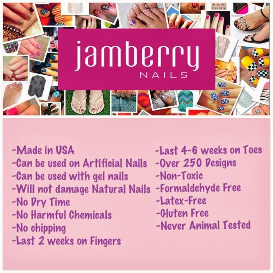 Jamberry Nails - get fabulous nails in 15 minutes, earn free nail ...