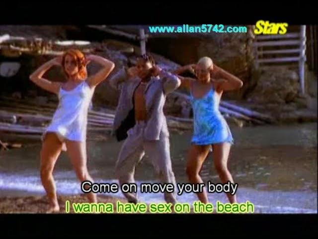Sex on the beach lyrics