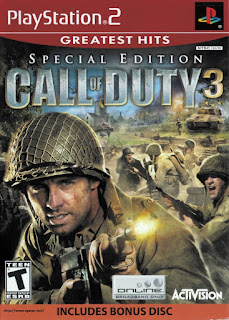 Free Download Games Call Of Duty III Special Edition PCSX2 ISO Full Version ZGASPC