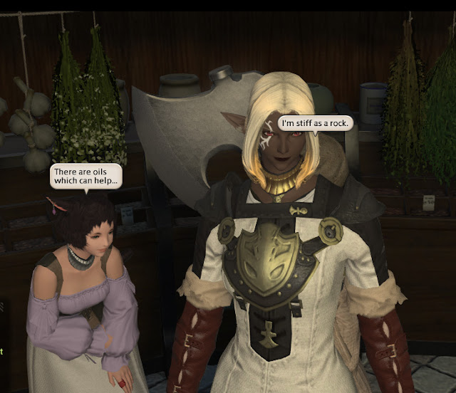 random ffxiv screencap images girls dead monster ffxiv free company ...
