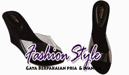 Trend Model Sandal Wanita Wedges Terbaru 2015