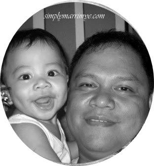 Kiko and Papa Ariel