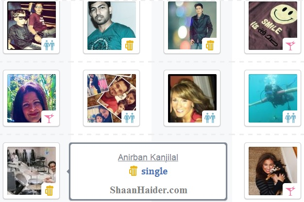 HOW TO : Find Relationship Status of All Facebook Friends