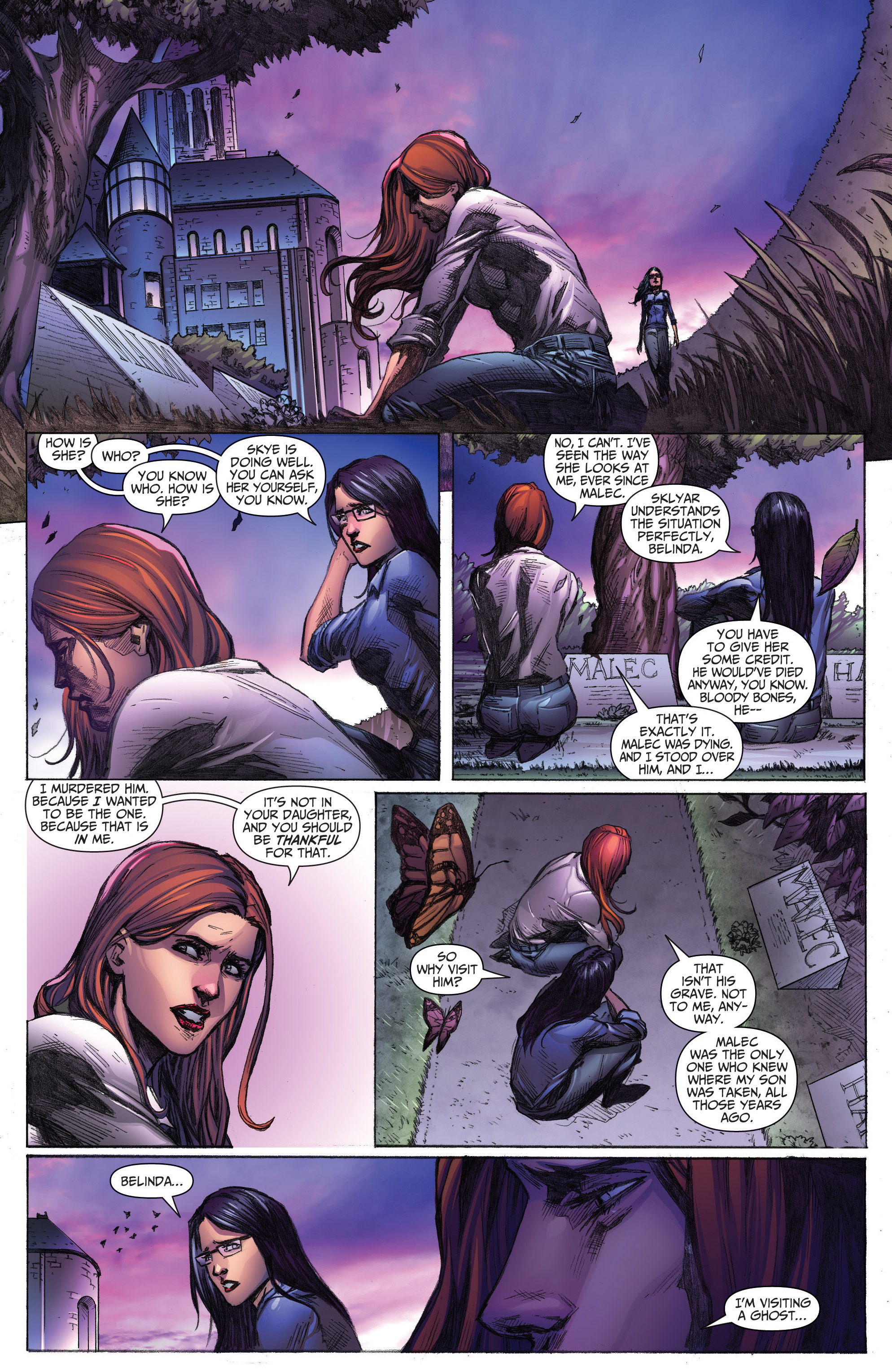Grimm Fairy Tales (2005) Issue #116 #119 - English 3