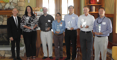 Green Partners of the Year Award Ceremony at Briar Chapel