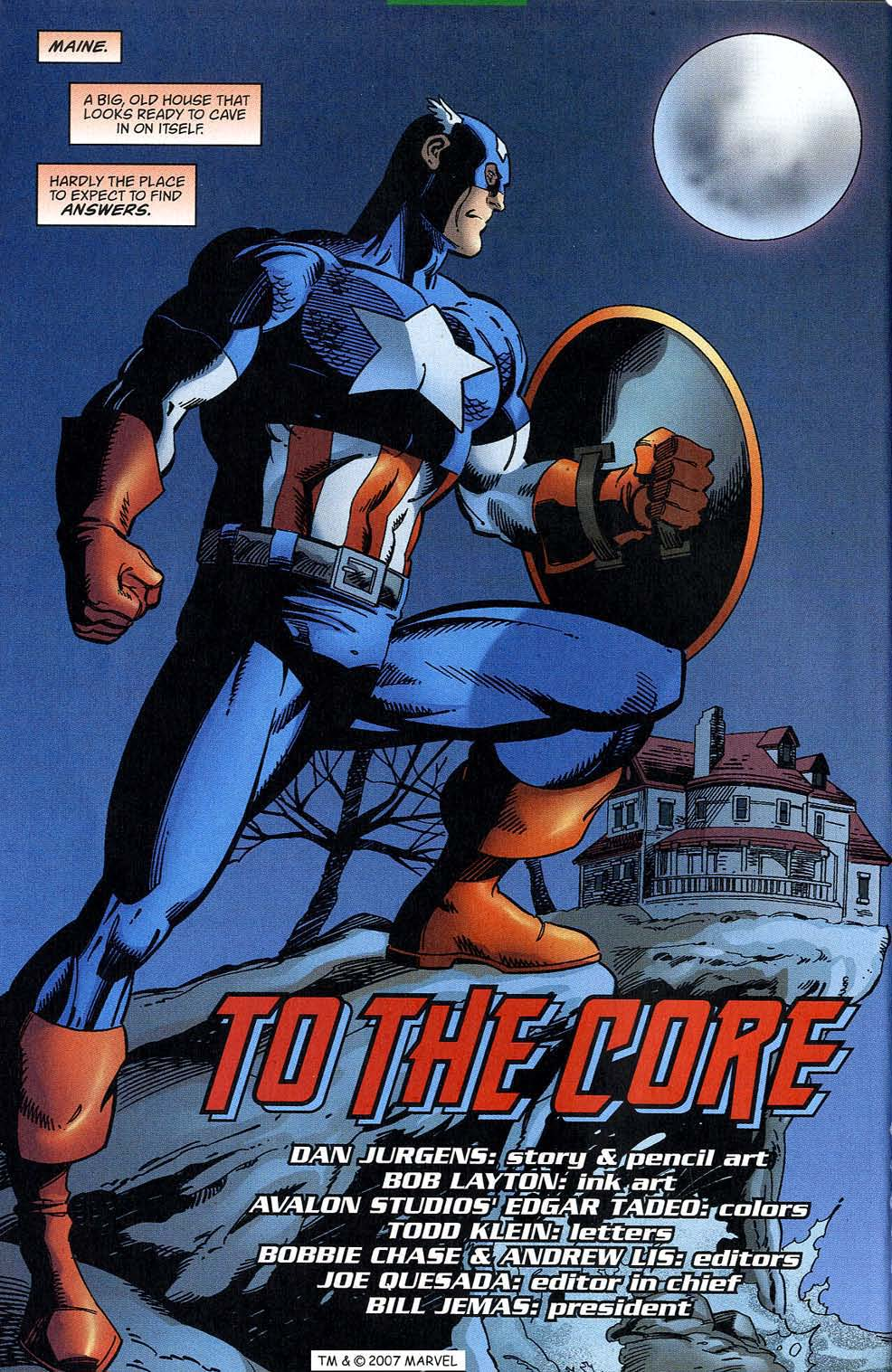 Captain America (1998) Issue #50 #57 - English 48