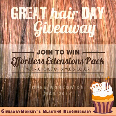 Great Hair Day Worldwide Giveaway