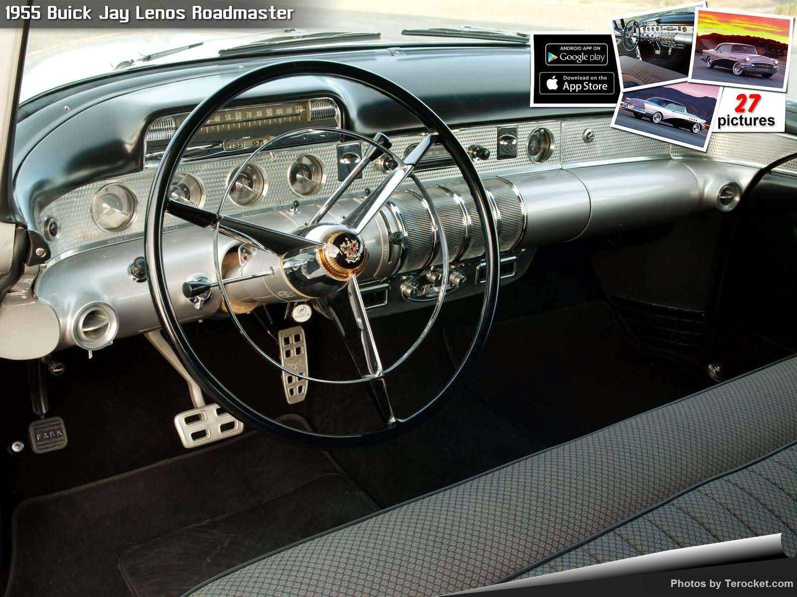Hình ảnh xe ô tô Buick Jay Lenos Roadmaster 1955 & nội ngoại thất