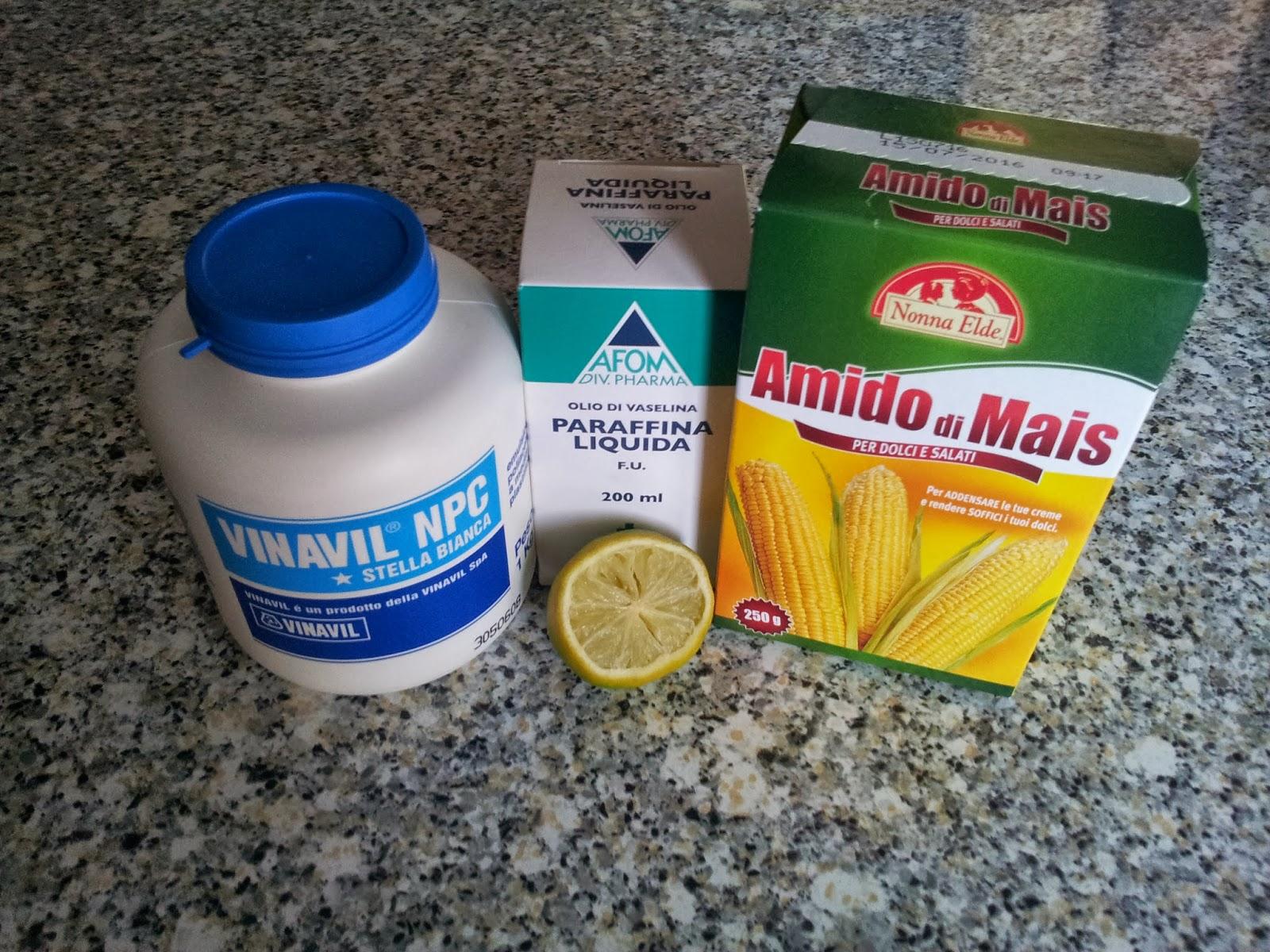 spesso FeltroSenzaFiltro: Pasta di mais sostitutiva del fimo? Primo  VL79