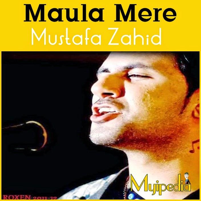 Mustafa Zahid - Maula Mere OST Dr Cabbie
