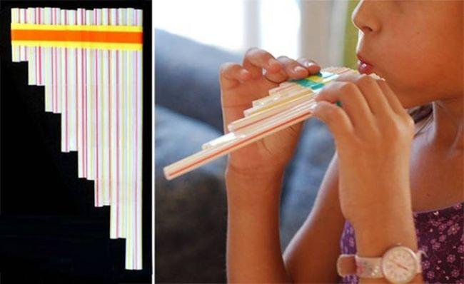 Как сделать музыкальные инструменты своими руками детям