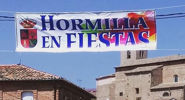 FIESTAS DE HORMILLA