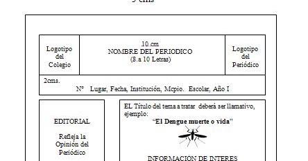 Unidad educativa nacional manuel vicente cuervo for Componentes de un periodico mural