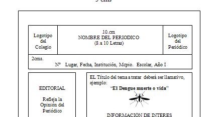 Unidad educativa nacional manuel vicente cuervo for Elementos del periodico mural