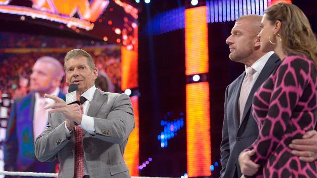 WWE Triple H Stephanie Team Cena Vs Team Authority Survivor Series