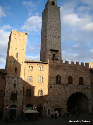 Toskania San Gimignano