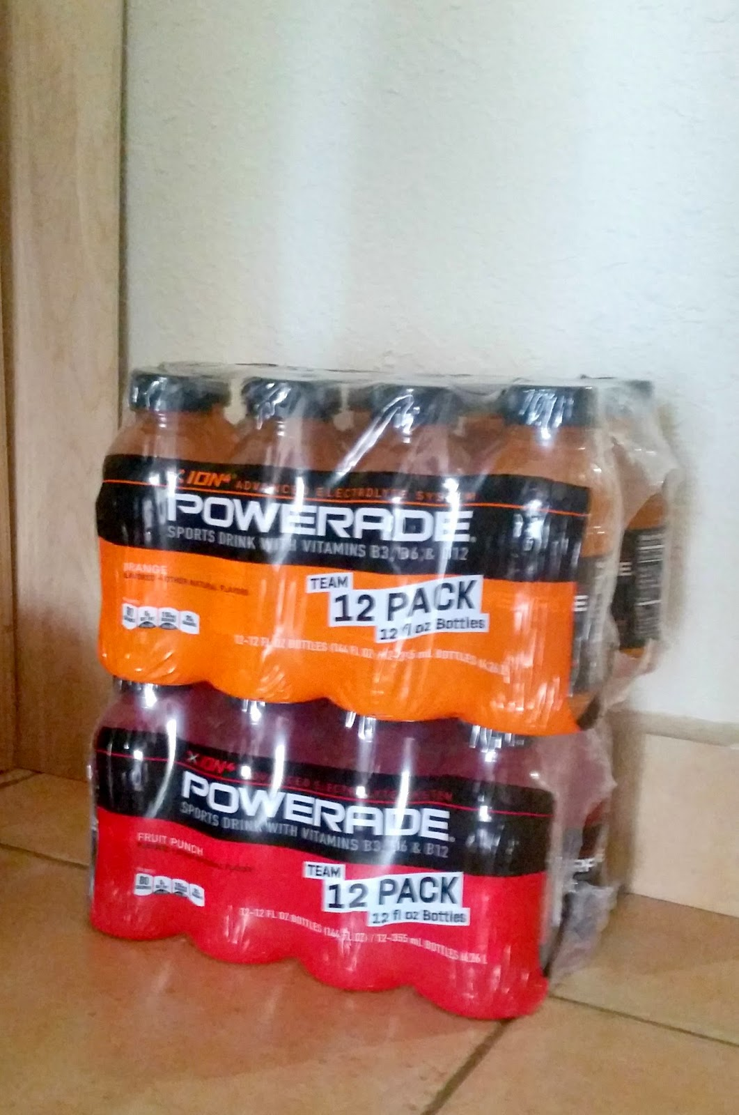 POWERADE® team packs are perfect for youth soccer! #SidelineHero #ad