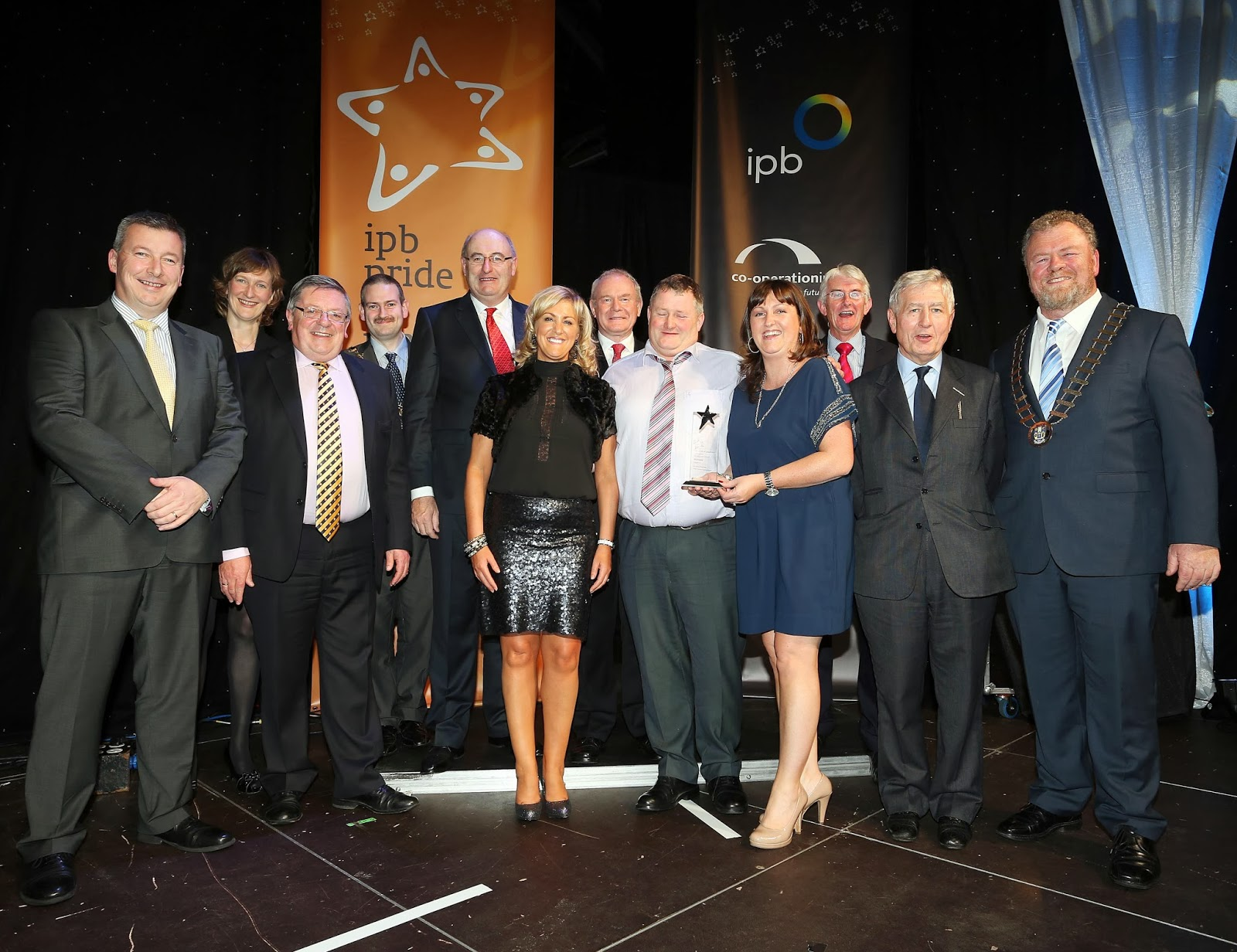 MEDIA IMAGE Miltown Malbay wins Pride of Place Award